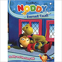 Noddy And The Furry Tail By Enid Blytons