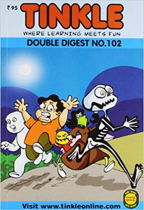 Tinkle Double Digest No. 10 by Rajani Thandiath