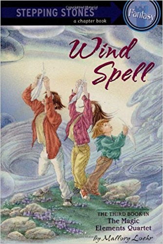 Wind Spell (A Stepping Stone Book(TM))  by Mallory Loehr