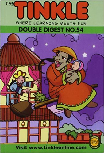 Tinkle Double Digest No. 54  by Anant Pai