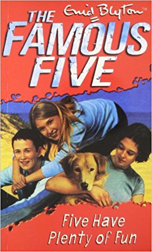 Five Have Plenty Of Fun: 14 (The Famous Five Series) by Enid Blyton