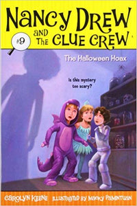 The Halloween Hoax (Nancy Drew and the Clue Crew) by Carolyn Keene