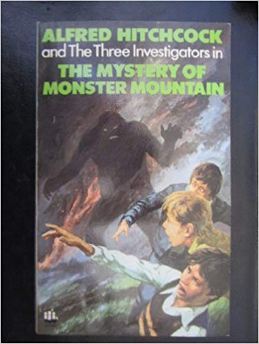 Mystery of Monster Mountain (Alfred Hitchcock Books) by M.V. Carey