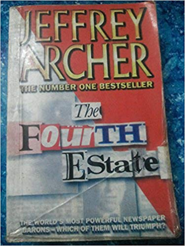 The Fourth Estate Jeffrey Archer