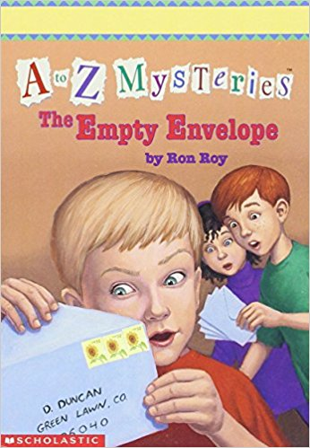 The Empty Envelope (A to Z Mysteries Series #5) by Ron Roy