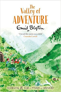 The Valley of Adventure by Enid Blyton