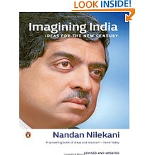 Imagining India: Ideas for the New Century by Nandan Nilekani