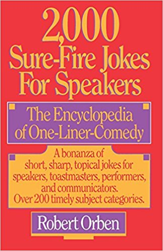 Encyclopedia of One-Liner Comedy by Robert Orben