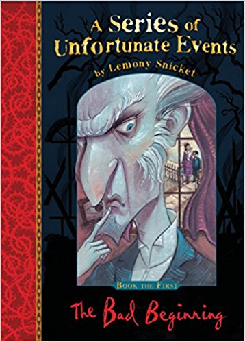 The Bad Beginning (Series of Unfortunate Events) by Lemony Snicket