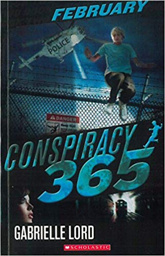 Conspiracy 365 - February (Conspiracy 365 #2) by Gabrielle Lord