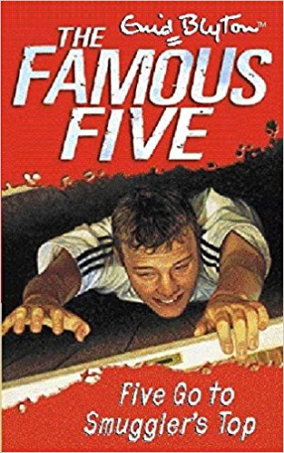 Five Go to Smuggler's Top (The Famous Five) by Enid Blyton