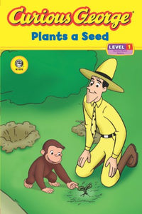 Curious George: Plants a Seed