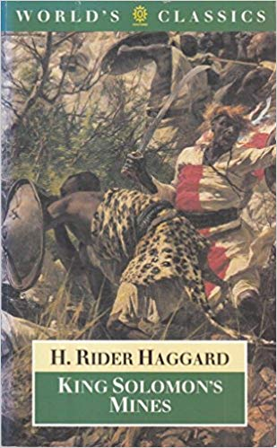 King Solomon's Mines (World's Classics S.) by H. Rider Haggard