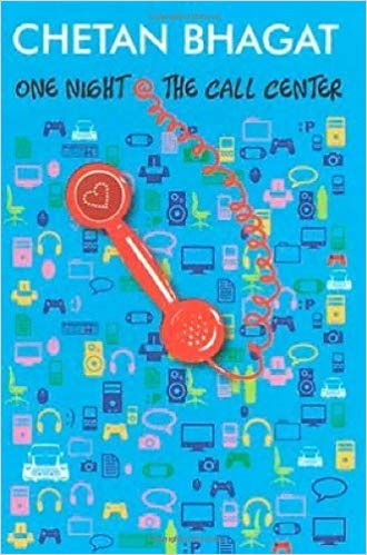 One Night @ The Call Center By Chetan Bhagat
