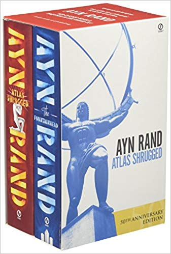 Atlas Shrugged By Any Rand