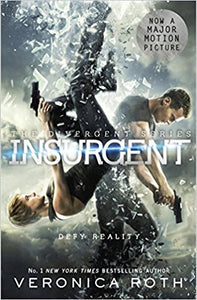 Insurgent Film Tie - in Edition (Divergent) By Veronica Roth
