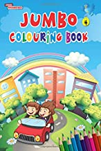 Jumbo Colouring Book 4
