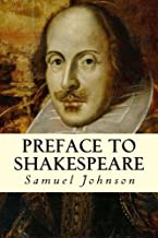 Preface To Shakespear By Samuel Johnson