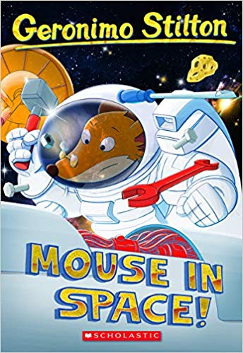 Mouse in Space  - 52 by Geronimo Stilton