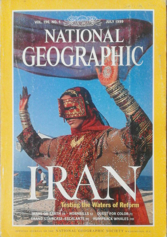 National Geographic Jul 1999