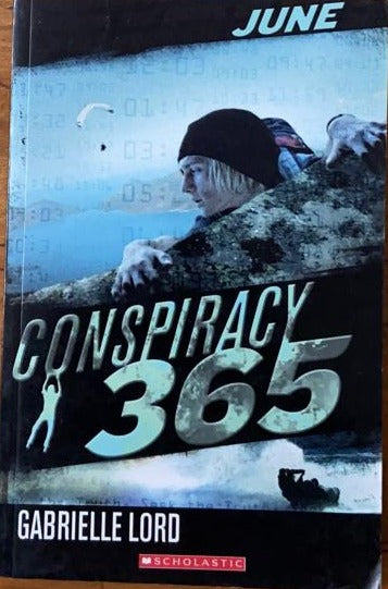 June Conspiracy 365 by Gabrielle Lord