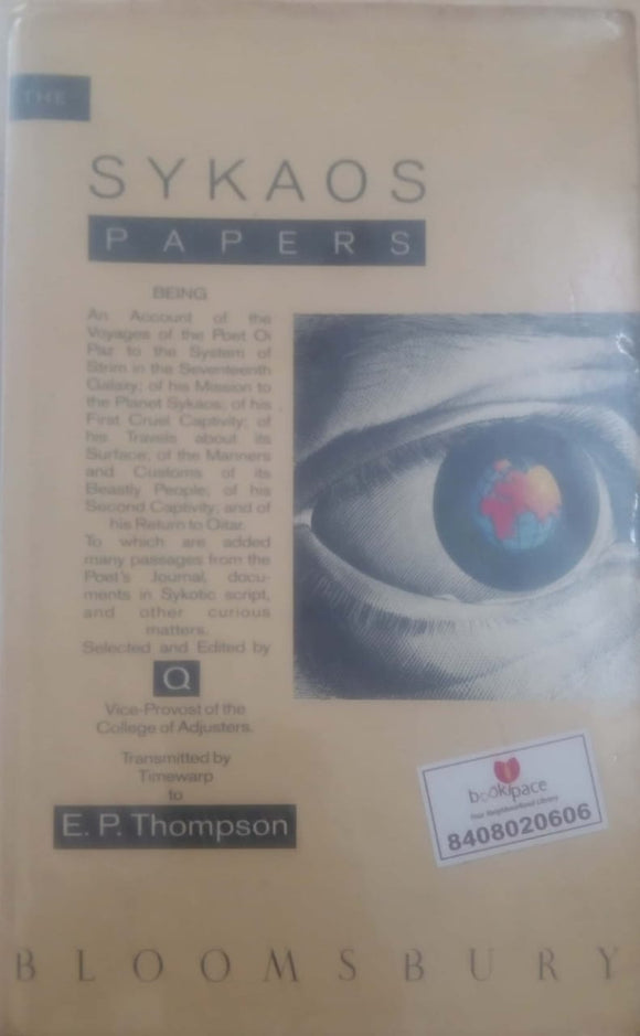 The Sykaos Papers by E.P. Thompson