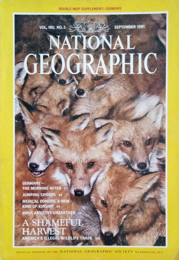 National Geographic Sep 1991