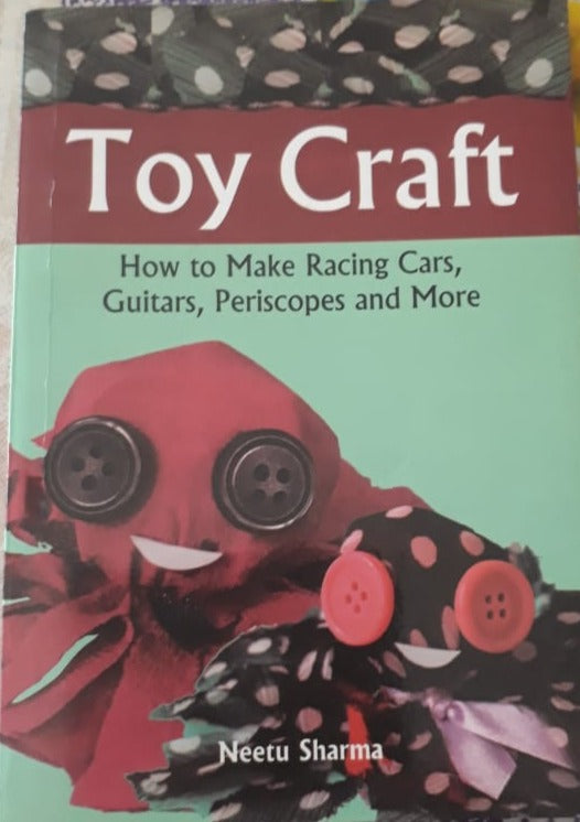 Toy Craft - How to make racing cards , guitars , periscopes and more