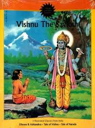 vishnu the saviour