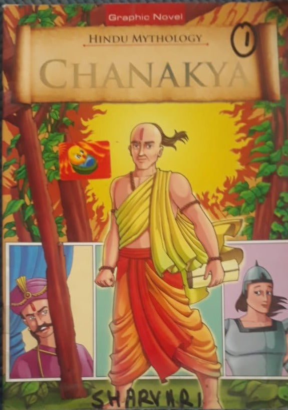 Hindu Mythology Chanakya