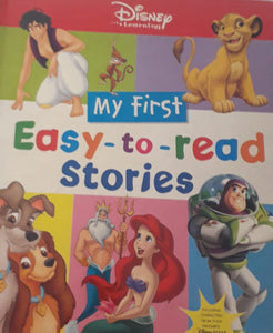 My First Easy-To-Read Stories by Disney