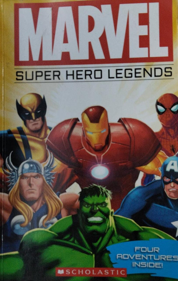 Marvel Super Hero Legends