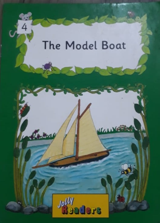 The Model Boat - Jolly Readers