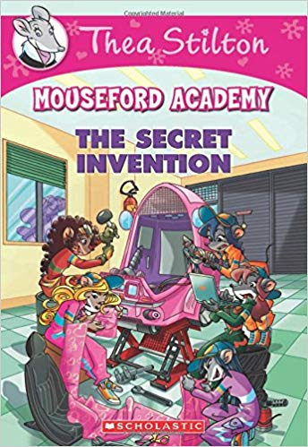 The Secret Invention by Geronimo Stilton