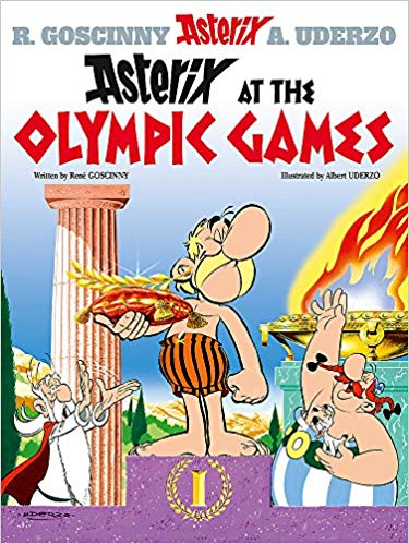 Asterix at the Olympic Games: Album 12 by René Goscinny