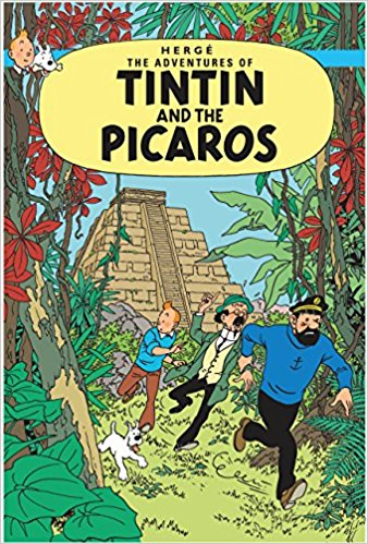 Tintin and Picaros by Herge