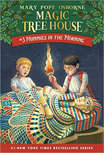 Mummies in the Morning (Magic Tree House) by Mary Pope Osborne