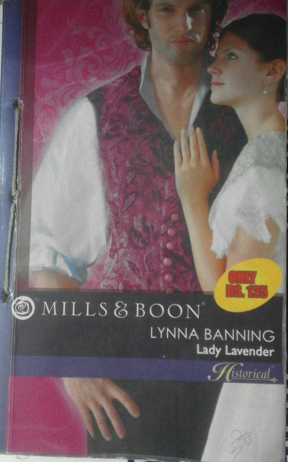 Lynny Banning Lady Lavender by Mills & Boon