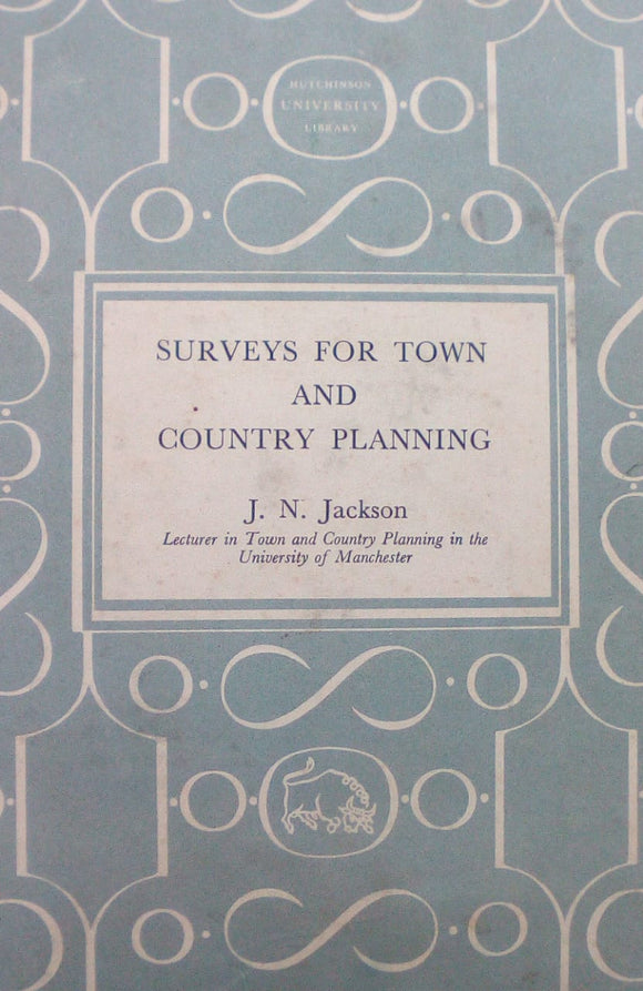 Surveys For Town & Country Planning