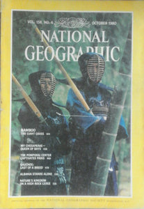 National Geographic Oct 1980