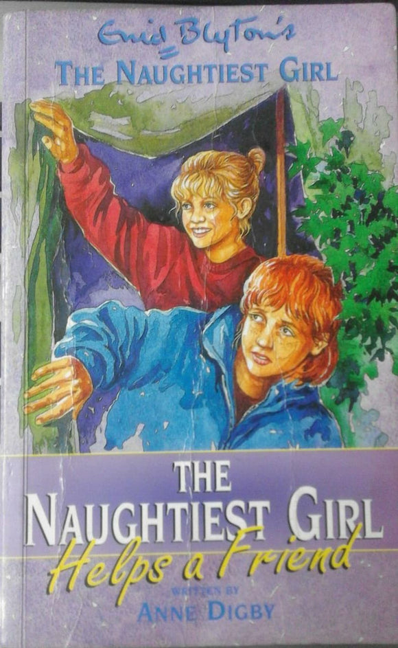 The Naughtiest Girl By Enid Blyton's