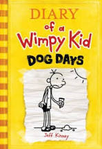 Diary Of A Wimpy Kid Dog Days, By Jeff Kinney