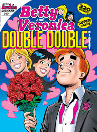Betty And Veronica Double Double, By Archie Library