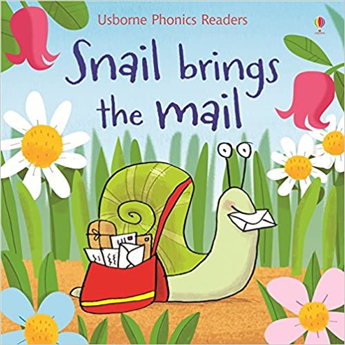 Snail Brings the Mail (Phonics Readers) by Russell Punter