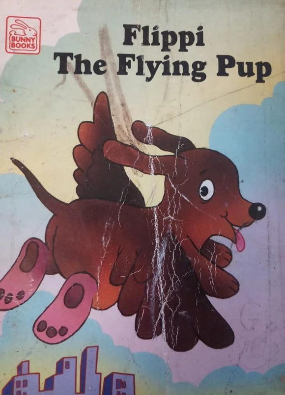 Flippi The Flying Pup