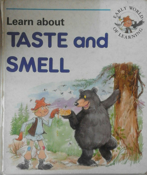 Learn About Taste And Smell