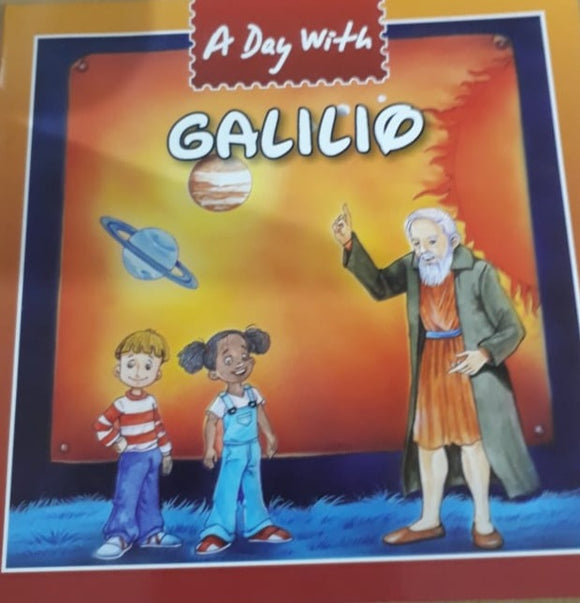 Tinkle Treasure - A day with Galilio
