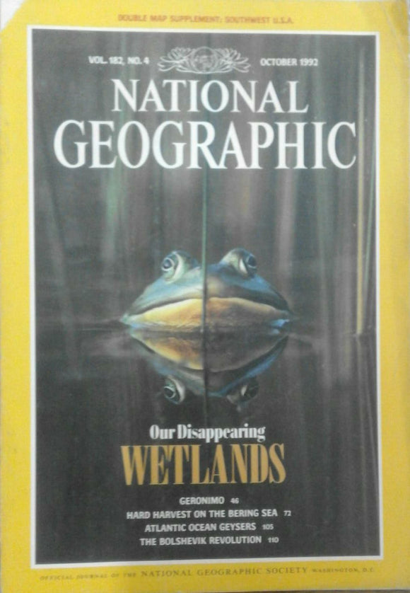 National Geographic Oct 1992