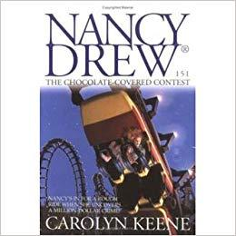 NANCY DREW 151: THE CHOCOLATE-COVERED CONT by Carolyn Keene