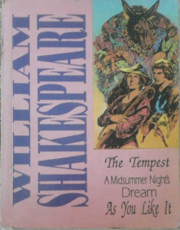 The Tempest A midsummer Night's Dream By William Shakespeare